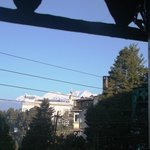 View from room- Kanchenjunga