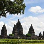 Stunning Prambanan Temples