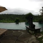 quite pool area