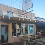 Seafood takeaways Highway 10 Foto