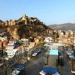 View from Tiflis Veranda