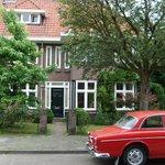voorzijde B&B Huijgenslaan 9 ,Eindhoven