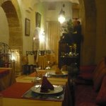 salle du restaurant le Mogadorien