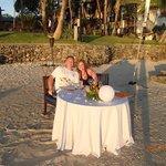 Romantic Beachside Dinner