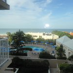 Ocean view from Room 911