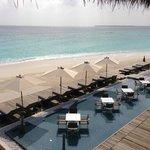 main pool/restaurant/bar area