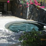 Attached Pool Suite