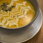 crema thai de calabaza y zanahoria