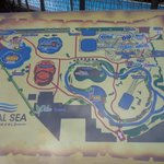 Map of Waterpark