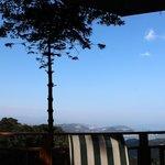 遠方的藍天