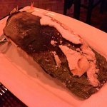 Sand Grilled Red Snapper