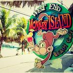 Foto de Monkey Island Beach Cafe