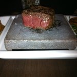 Main course - Black Rock Bistro Rump steak