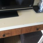 TV Stand in the room