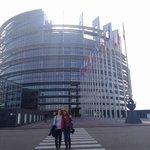 Символ этого здания - недостроенная Европа.