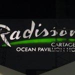 Foto de Radisson Cartagena Ocean Pavillion Hotel