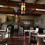 Navajo dining room
