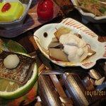 cute fish dish