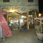 Trattoria Latte di Luna - Pienza , Italia