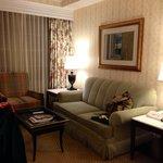 Room 812 / Deluxe Suite - Living Room