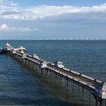 The pier, LLandudno