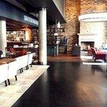 Entrance lobby, Hoxton Hotel