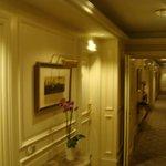 отель коридор
