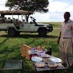Picnic Lunch Kusini Sanctuary style