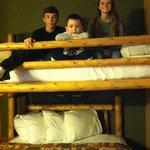 Neat kids room!