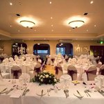 Tudor Suite from top table (Photo by Fowlis Photography)