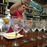Gin-tónics fantásticos