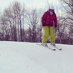 Me on the slopes