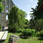 Convento no caminho de Pirita