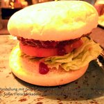Burger-Vorstellung