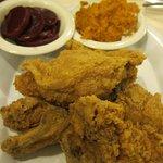 fried chicken goodness