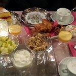 Déjeuner Healthy et Parisien