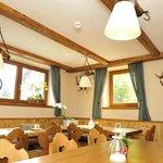 Restaurant at Haus Alpenblick