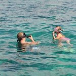 First Ever Snorkeling