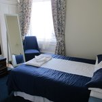 Double room on second floor