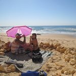 Our Beach Days From Canavial