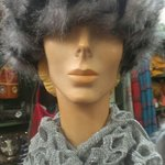 Ho den atte's in Lisbon, ND has an ecletic mix of scarves, hats, purses, jewelry, vintage clothi
