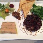 terrine de foie gras, un délice
