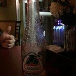 Jarritos - Boisson mexicaine à la mandarine. Bonne et sucrée. (mangue,lime,fraises...)