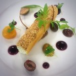 Goats cheese starter....