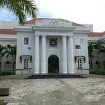Front entrance of Museo de Arte de Puerto Rico