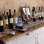 Mendel Winery tasting room