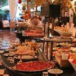 Breakfast at El Palace