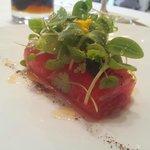 Dessert Marinerte Wassermelone