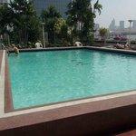 piscina 12 ° piano
