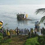 Garifuna Day boats